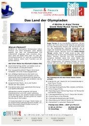 Piemont: Das Land der Olympiaden