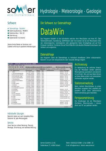 Datawin