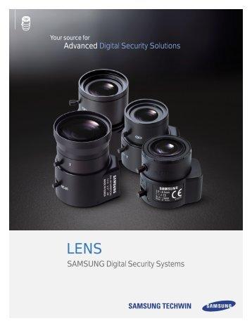 SAMSUNG Digital Security Systems Advanced Digital Security ...