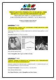 ALPINISMOA–KURTSOAK–Eusko Jaurlaritza(1) - Oiartzun