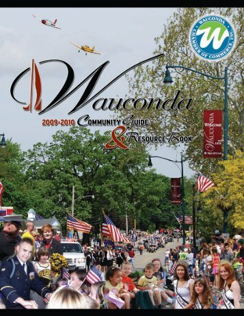 2009 Wauconda Community Guide - Pioneer Press Communities ...