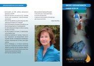 Infoseite - Frauke Huppertz