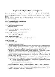 Regolamento integrale del concorso a premio - Garnier