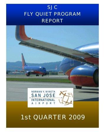 1st QUARTER 2009 - San Jose International Airport (SJC)