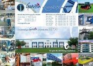 Produktübersicht - Ganzlin Beschichtungspulver GmbH (v.2-2013)