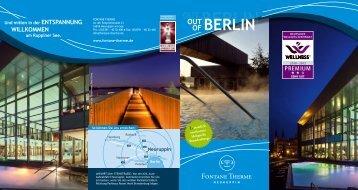 BERLIN - Fontane Therme