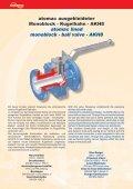 ball valve - AKH8 - Flowserve - Page 2