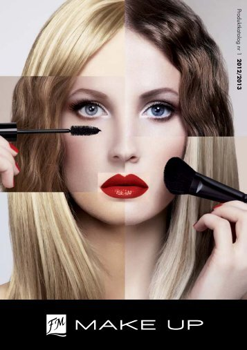 Make up Katalog - FM Group Austria