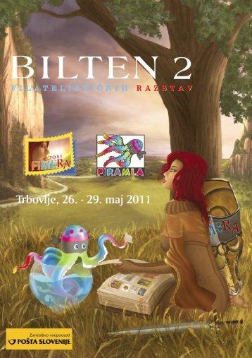 Bilten - Filatelistična zveza Slovenije