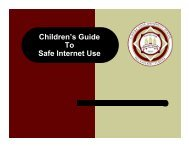 Guide To Internet Safety