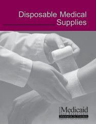 Wisconsin Medicaid Disposable Medical Supplies ... - Wisconsin.gov