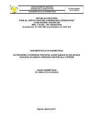 republika hrvatska fond za zaštitu okoliša i energetsku uĉinkovitost ...