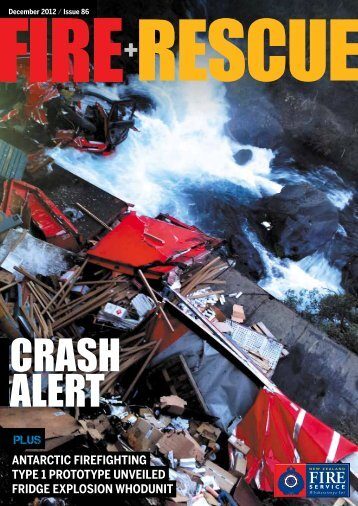 Issue 86 - New Zealand Fire Service