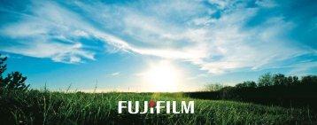 Untitled - Fujifilm USA