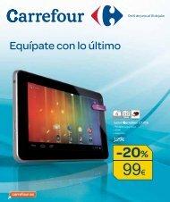 Equípate con lo último - Carrefour España
