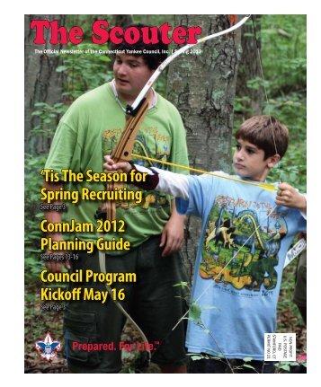 April 2012 - Connecticut Yankee Council