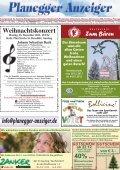 Weihnachtsausgabe 2011 - Gautinger-anzeiger.de - Page 2