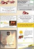 Weihnachtsausgabe 2011 - Gautinger-anzeiger.de - Page 7