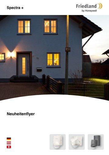 Neuheitenflyer - Friedland