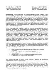 Prof. Dr. Dr. Horst PICHERT Schwabacher ... - Haushalttechnik