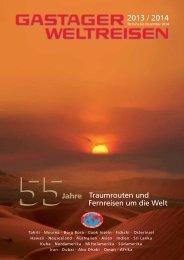 finden Sie den Gastager Weltreisen Katalog 2013 als pdf zum ...