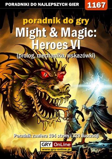 Heroes VI - Gandalf