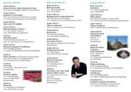 Programm - Friedrichskoog