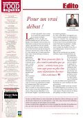 Emballage - FOOD MAGAZINE - Page 3