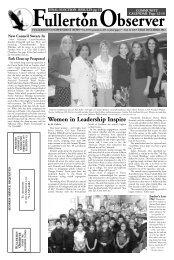 early december 2012 - Fullerton Observer