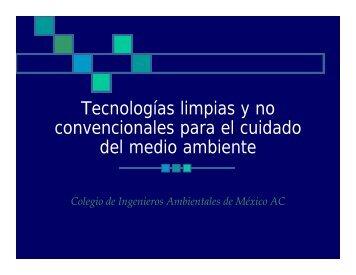 Ing. Juan Manuel Muñoz Meza - Foro Consultivo