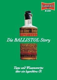 Eigenschaften - Ballistol
