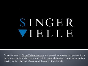 Singer Vielle - Commercial Property Agents