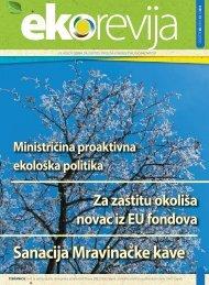 Eko revija broj 32 - Fond za zaštitu okoliša i energetsku učinkovitost