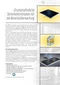 Sicherheitstrittmatten - CARLO GAVAZZI GmbH - Seite 7