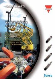 New inductive ICB brochure - Carlo Gavazzi