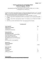Mutterschutzgesetz - Gewerbeaufsicht - Baden-Württemberg