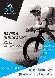 Bayern rundfahrt 2013 vorschau