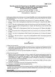 Bioabfallverordnung - Gewerbeaufsicht - Baden-Württemberg