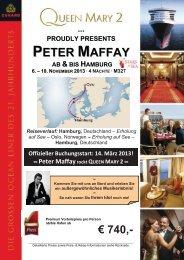 Peter Maffay Queen Mary
