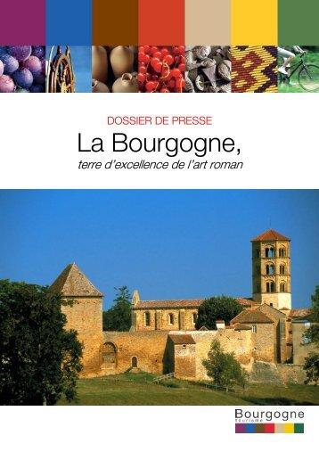 La Bourgogne, - Maison de la France