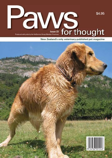 Issue 23 Spring 2005 - September - The Vetservice Group