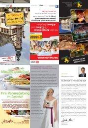 Reiseführer Schweinfurt (PDF) - Frankenradar