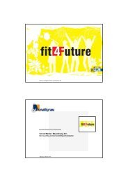 virtual identity AG - fit4Future