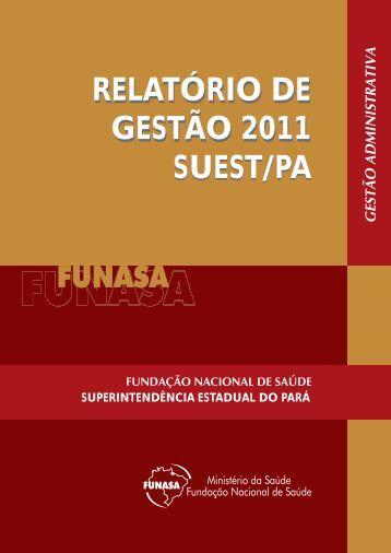 Suest/PA - Funasa