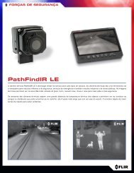 Brochura PathFindIR LE - Flir Systems