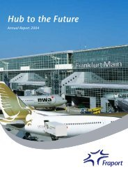 Annual Report 2004 - Fraport AG