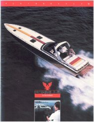 1984 Formula Performance Brochure.pdf - Formula Boats