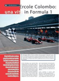 Ercole Colombo: una vita in Formula 1 - Fotografia.it