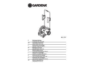 OM, Gardena, Carrello avvolgitubo 30 roll-up, Art 02634-20, 2007-04