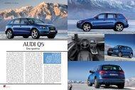 AUDI Q5 - fleming press